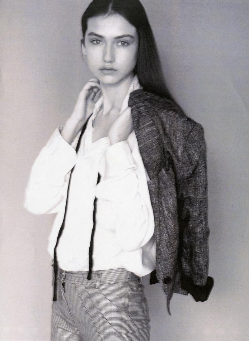 Ksenia S. | NEWfaces
