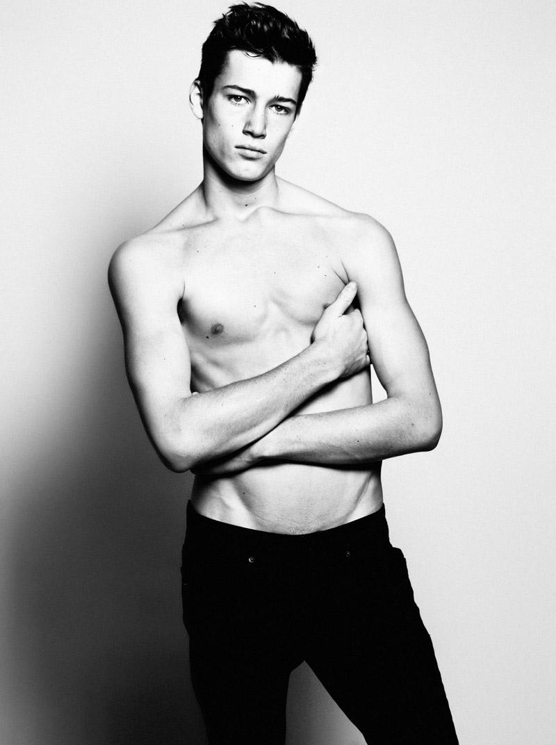 Robbie Beeser: the new runner of the runways - Vanity Teen