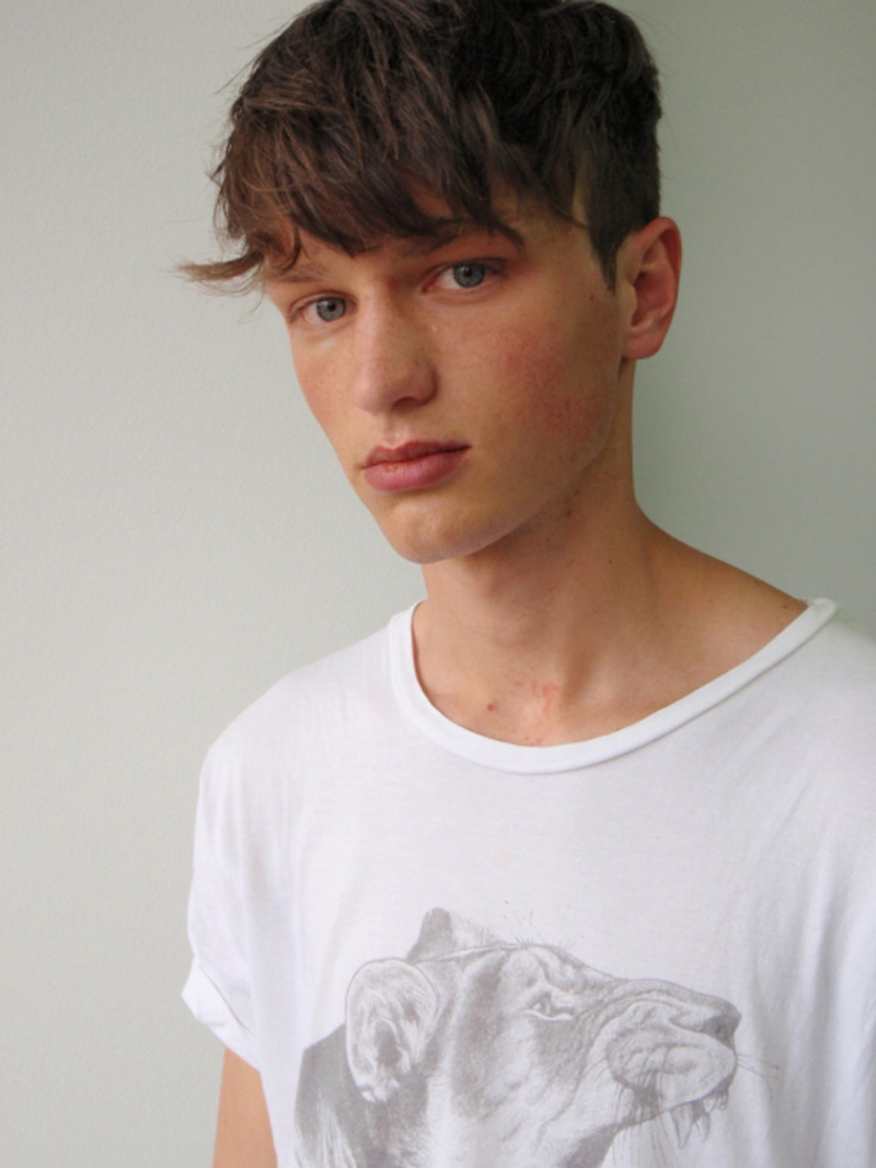 Freeman / polaroid courtesy I Model Management
