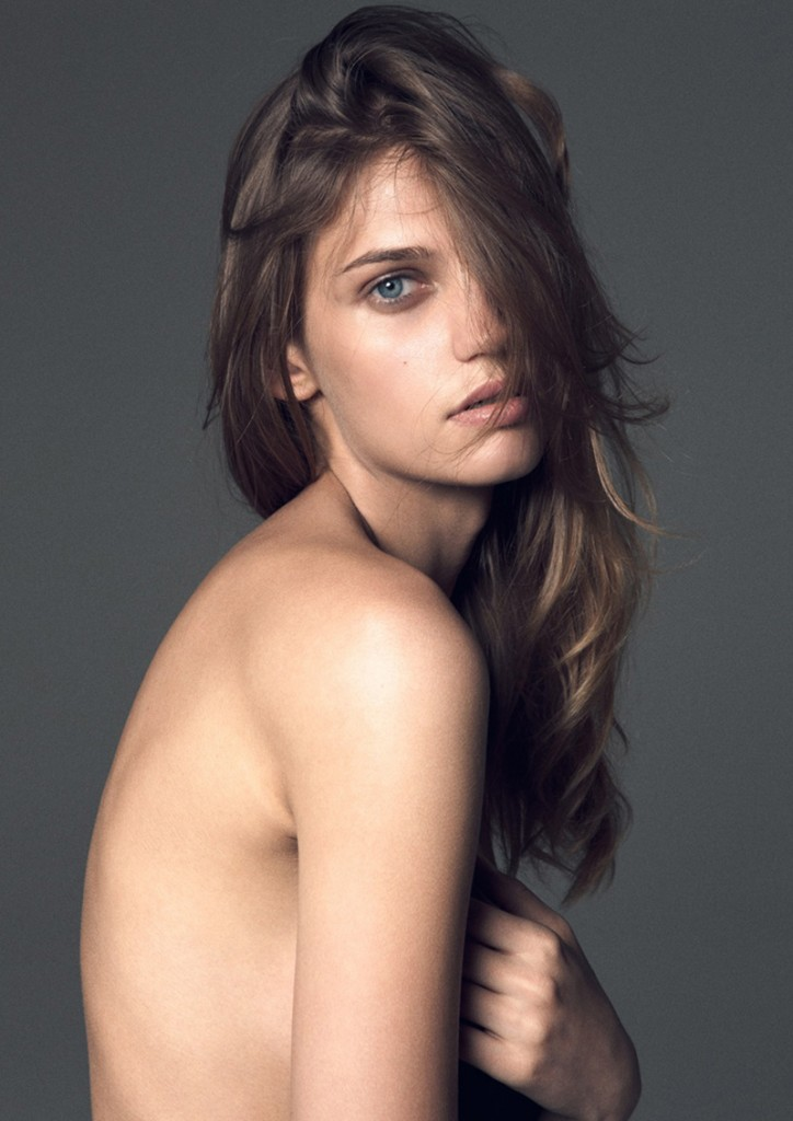 Natalia / image courtesy Eastern Models