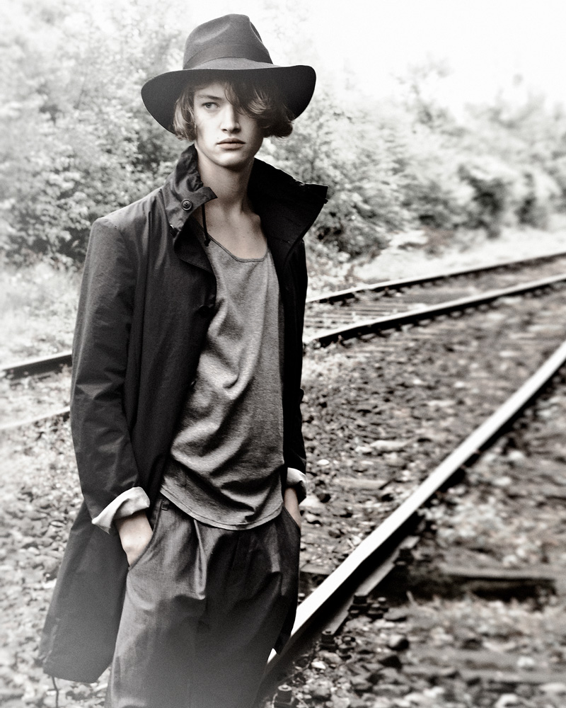 Axel / image courtesy Louisa Models (3)