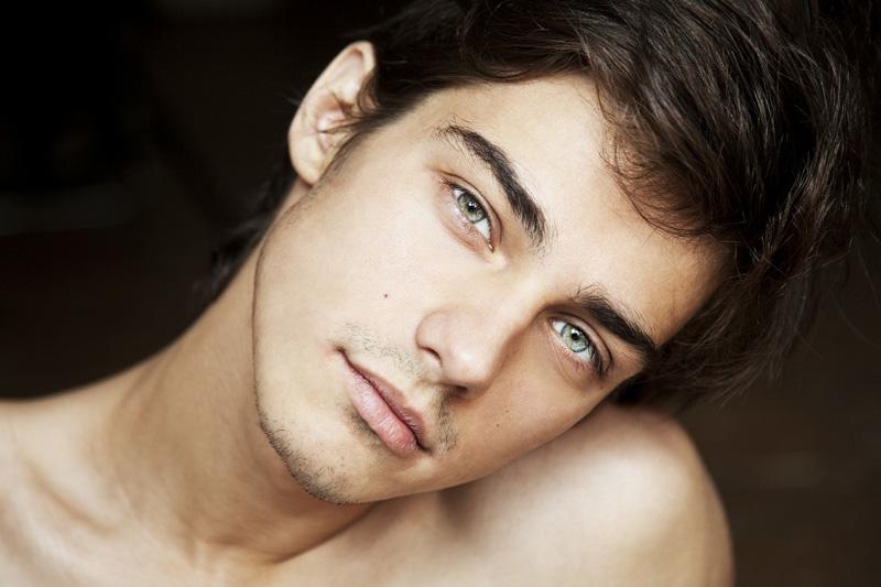 Anton / image courtesy World Fashion Models (2)