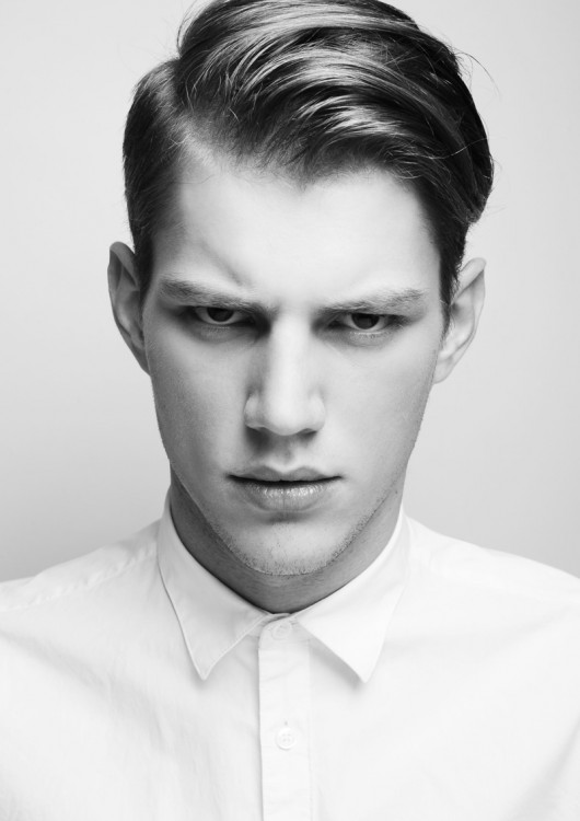 NEW FACES Sven Geraets by Marcus Paarmann