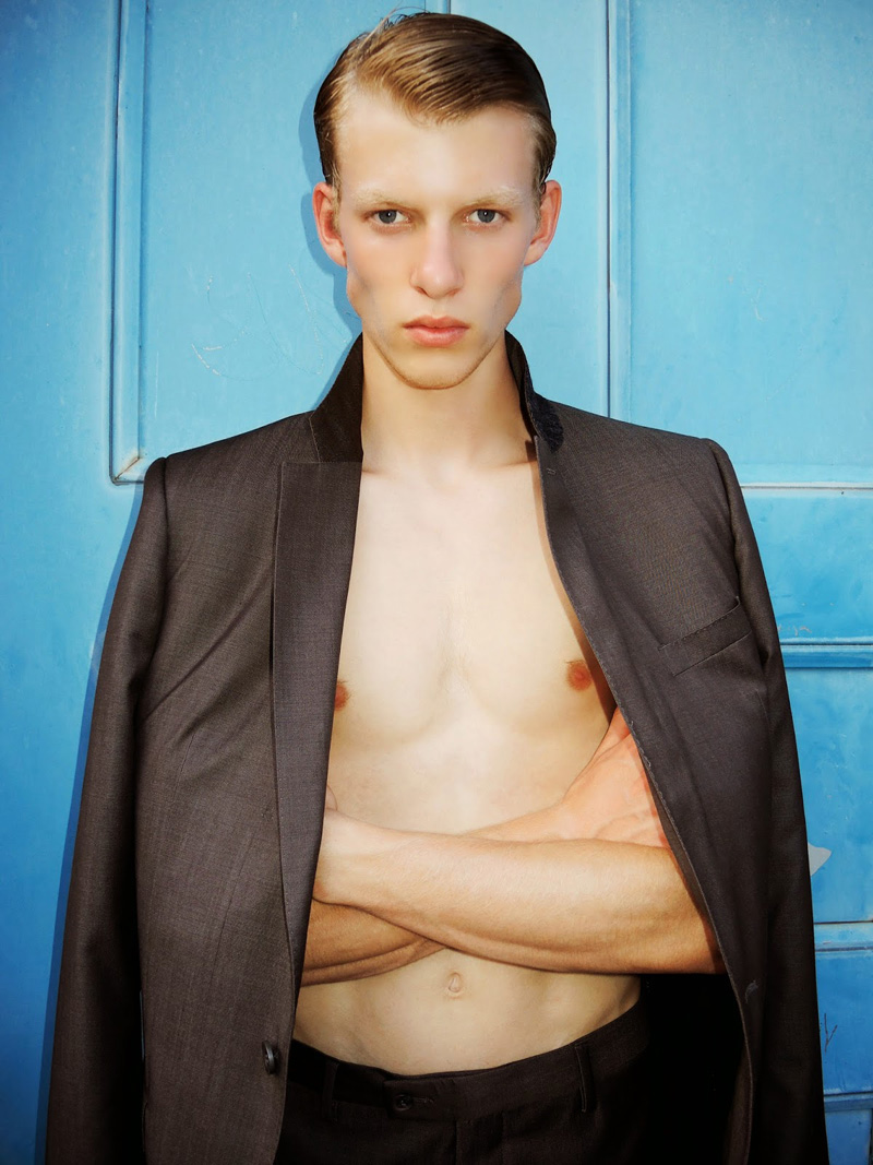 Kyle / image courtesy Aim Model Management (2)