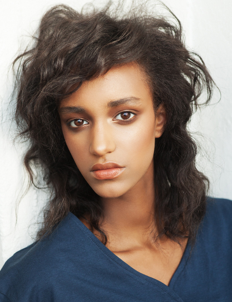 Muna / image courtesy Tjarda Model Management (1)