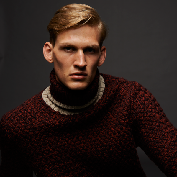 Sigurd / image courtesy TUNE Model Management