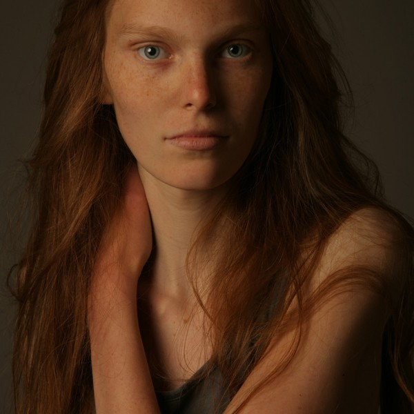 Johanna / image courtesy Top Models