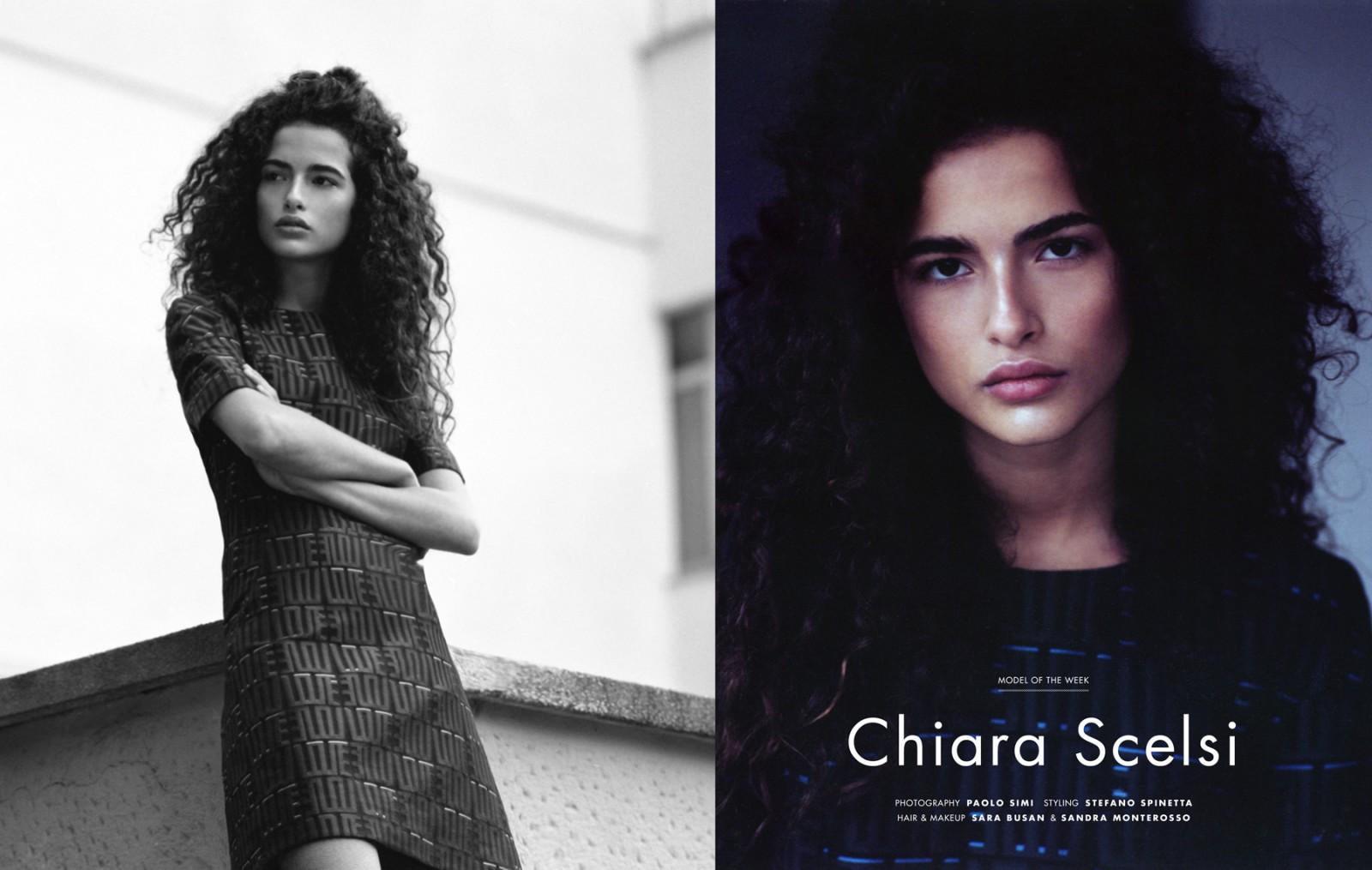 Chiara model Nude Photos 4