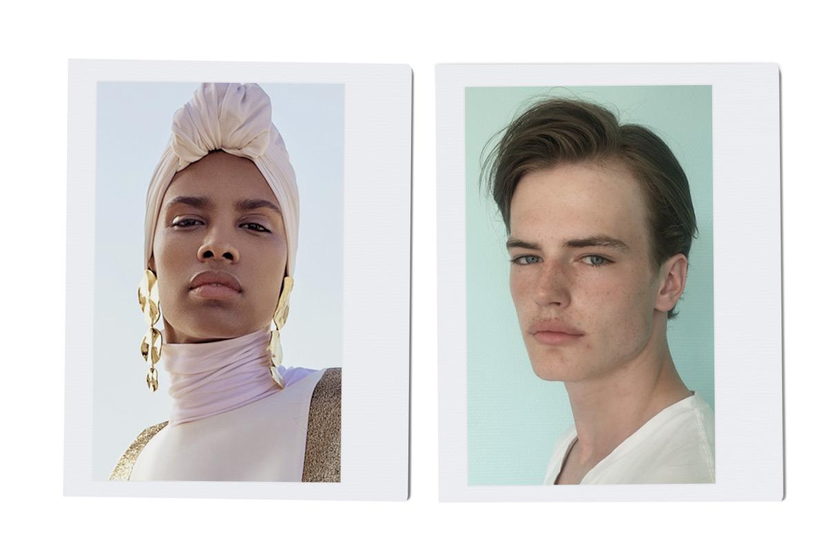 Newfaces meet ikram marius voltagebd Choice Image
