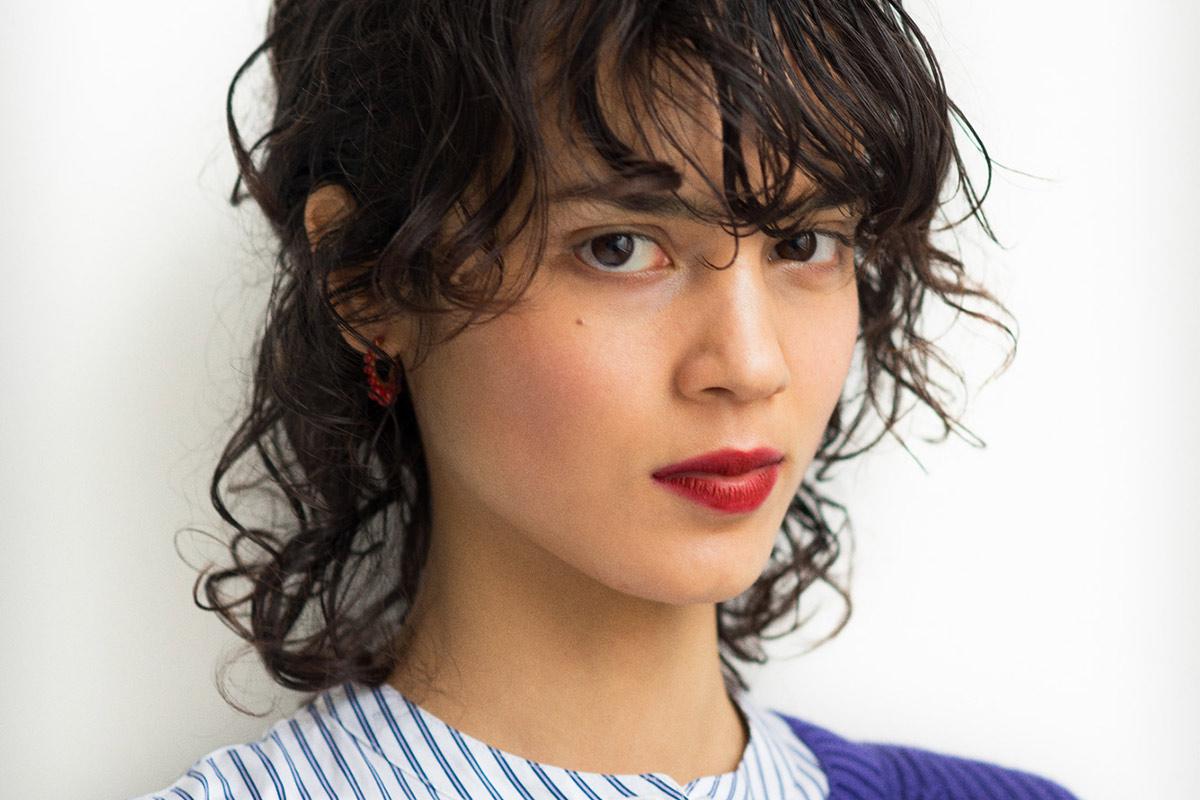 Newfaces the frenchwoman who went from fashion designer to fashion model voltagebd Choice Image