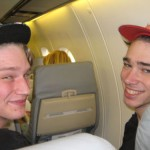Jetting to beautiful Florence, Cole and new face