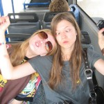 Vlada and Kasia Struss are silly!