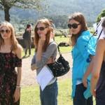 Modeling sunglasses