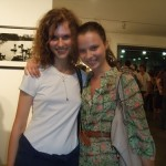 We love Giedre and Egle!