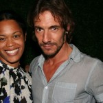 Bonnie Morrison of Men's Vogue chats with Thomas Hayo