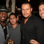 The 4 Horsemen of the Apocalypse (aka IMG agents Phil, Dan, Luiz,Bradley)