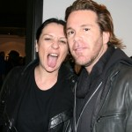 People's Revolution Kelly Cutrone with Mr Lipps