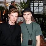 Lars Burmeister and Reid