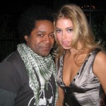 The divine Doutzen with Fred from DNA