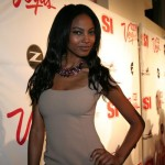 Rookie Ariel Meredith shines