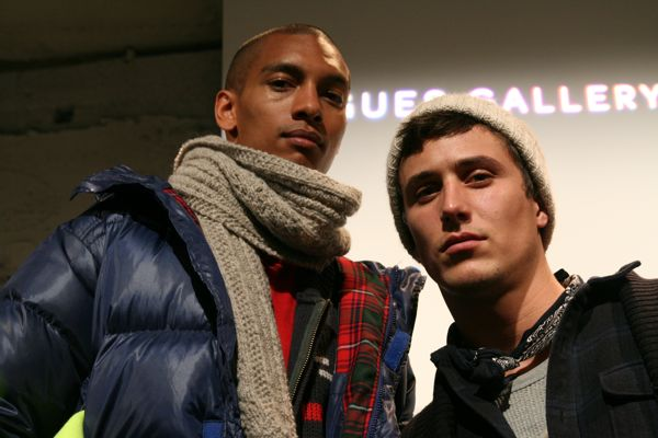 Travone and Jeremy for Rogues Gallery
