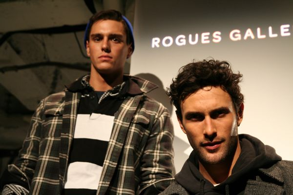 Karl and Noah for Rogues Gallery