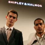 Vincent and Daniel for Shipley & Halmos