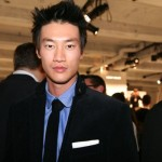 Philip Huang visits friends