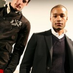 Sam and Michel for Benjamin Bixby