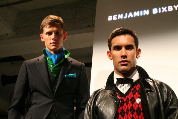 Stan and Enrique for Benjamin Bixby