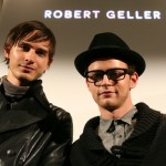 David and Jamie for Robert Geller