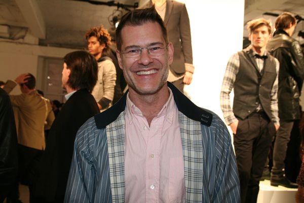 Designer John Bartlett