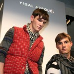 Julien and Jamie for Yigal Azrouel