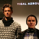 Garrett and Henry for Yigal Azrouel