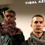 Salieu and Tal for Yigal Azrouel