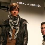Simon and Chris for Yigal