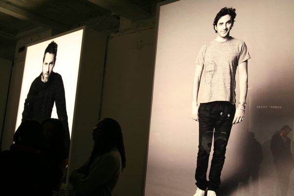 Yigal Azrouel looms large