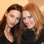 Georgina and Toni