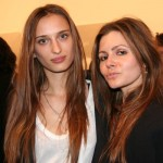 Ana M with Elizabeth Sulzer of Black Book
