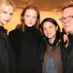 Natasha, Naty, Christianne and John from Women