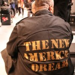 Andre Leon Talley wears his heart on his back