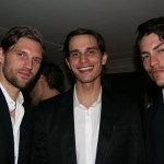 RJ, David Smith and Tyson Ballou, giants in the industry.