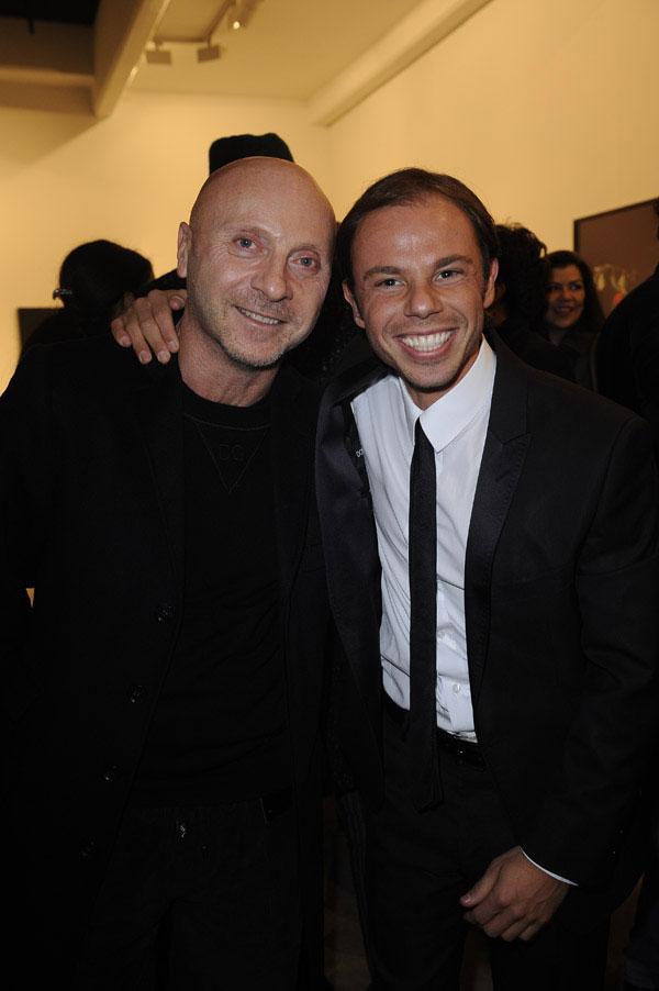 Domenico Dolce and Nicolo