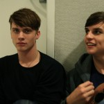 AJ and Petey, VMan winners reunited