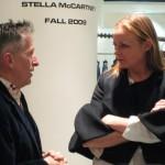 Stella chats with Simon