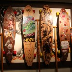 4 of the model designed boards