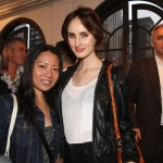 Elite agent Shari with new face Christina Carey