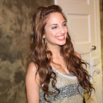 Alexa Ray Joel (Christie Brinkley and Billy Joel's daughter) provided some of the evening's entertainment