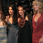 Alexa Ray, Patricia, Donna and Christie