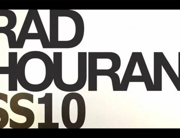 Rad Hourani SS/10 Video
